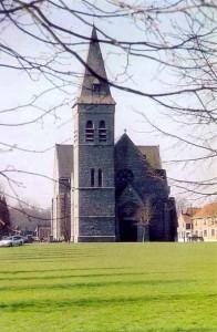 église et place
