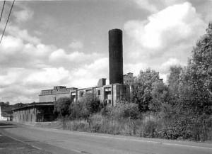 ruine de la cimenterie delwart